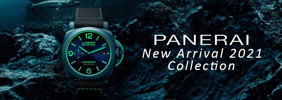 2021 Panerai Luminor Marina Collection Released