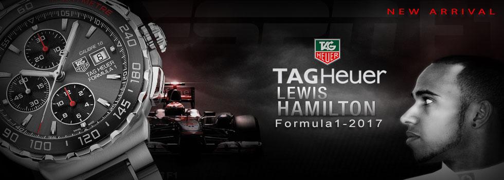 Tag Heuer Formula 1 2017 Special Edition
