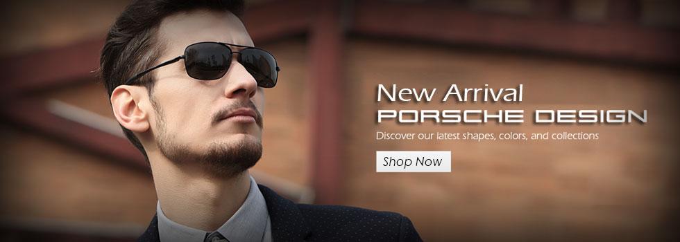 Porsche Design Men's Sunglasses
