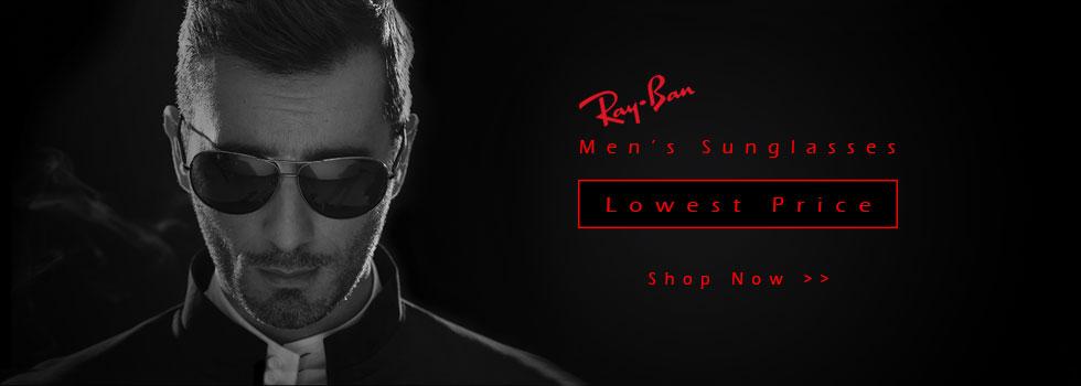 Ray-ban-Men's sunglasses