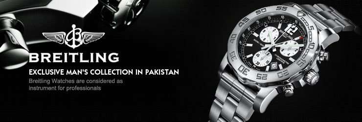 Breitling Watches In Pakistan