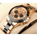 Rolex Daytona Black Gold Limited edition