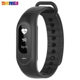 Original B15P Wristband Blood Pressure Heart Rate Monitor Sleep Monitor Fashion Smart Sport Black Bracelet