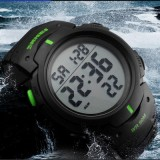 Original Skmei Mens Best Selling Digital Chronograph , Digital LED Military Grade High Quality Watch