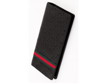 Gucci Black Force Long Wallet 62665