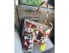 Elderflower tote bag