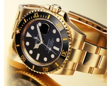 Rolex Oyster Prepetual Submariner (The diver's watch)