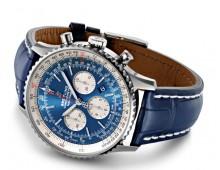 Breitling Navitimer Blue Chronograph