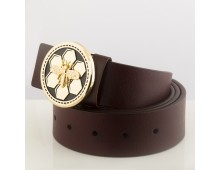 Gucci Genuine Italian Leather Belt