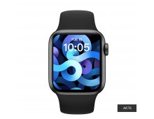 AK76-pro 44mm Smart Watch + fitness tracker