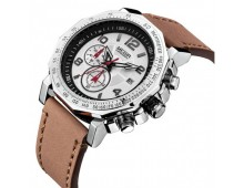 Original Megir Latest Model GMT quartz