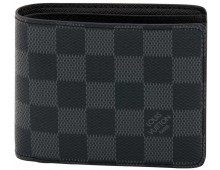 Louis Vuitton Black Force Wallet 60223