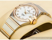 Omega Constellation Double Eagle AAA