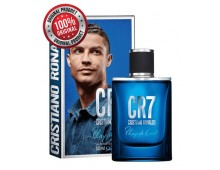 Cristiano Ronaldo Launches Fragnance For Men
