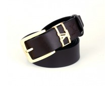 LV Genuine Italian Leather Belt