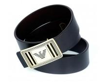 Giorgio Armani Genuine Italian Leather Belt