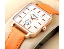 Hermes Carre men's classic watch
