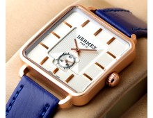 Hermes Carre men's classic watch