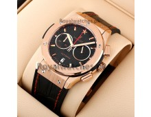 Hublot Classic Fusion chronograph Matt Titanium Limited edition