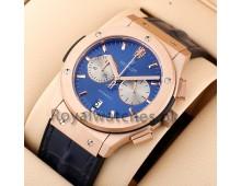 hublot classic fusion chronograph Chelsea Limited Edition Matt Finish Titanium Case