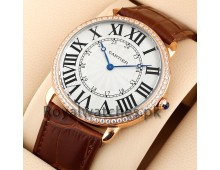 cartier Ronde Solo President Exclusive