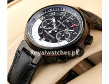 Louisvuitton Tambour-Graphite Chronographe GMT
