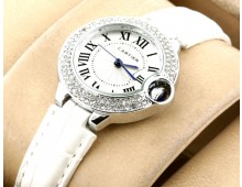 CARTIER LADIES BALLON BLEU Ladies Watch