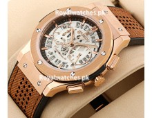 Hublot Classic Fusion King Gold Titanium Exclusive Matt Finish Case