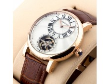 Cartier Automatic Tourbillon Limited Edition