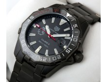 TAG HEUER AQUARACER PREMIER LEAGUE SPECIAL EDITION BLACK
