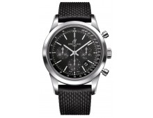 Breitling Transocean Limited Edition with swiss flyback chronograph