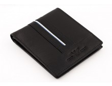 Giorgio Armani Mens Genuine Leather Wallet (High Quality)