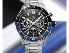 TAG Heuer Carrera Caliber H02 GMT Baselworld 2020