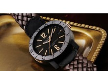 Bvlgari carbon Gold Roma 2017 Limted Edition Navy Blue  AAA+ Quality watch