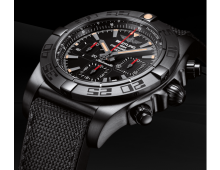 breitling chronomat 44 black steel