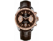 Tagheuer Grand Carrera Calibre 17 676