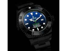 Rolex DeepSea D-blue Full Black Exclusive