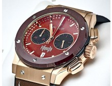 Hublot Forbidden X Titanium Brown Ceramic