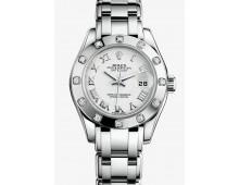 Rolex Pearl Master Lady Datejust