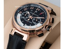 Louisvuitton Tambour-Graphite Chronographe GMT Limited Edition