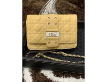 Dior Mercer Medium Pebbled Leather Belted Satchel