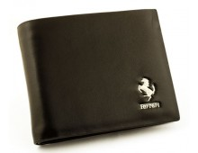 Ferrari Leather Wallet