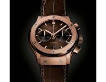 hublot classic fusion Coffee chronograph