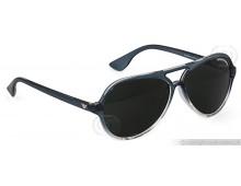 Emporio Armani Large Aviator Style Sunglasses