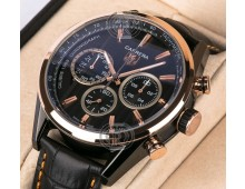 Tag Heuer Carrera calibre 19 Chronograph