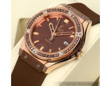 Hublot Classic Fusion Lady Jewelry Watch