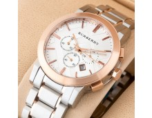 Burberry Heritage men's classic watch
