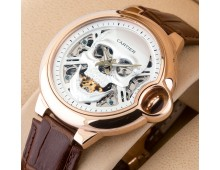 Cartier Exclusive Skull Automatic Tourbillon Limited Edition AAA+