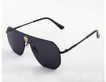 Versace Havana Acetate + Metal Exclusive Sunglasses 2021