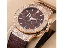 Exclusive Hublot Classic Fusion King Gold AAA+
